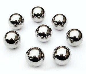 Esferas de aço inox 304