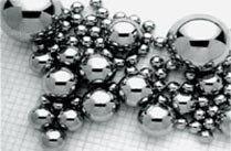 Esferas de aço para polimento