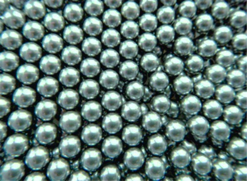 Esferas de alumínio