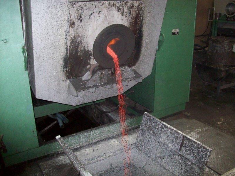 Fabricante de esferas de aço