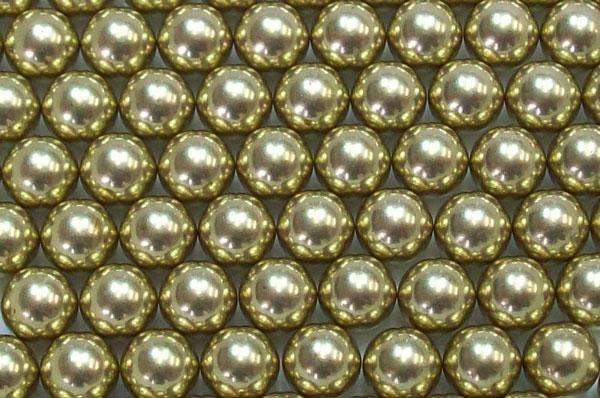 Esferas em Latão