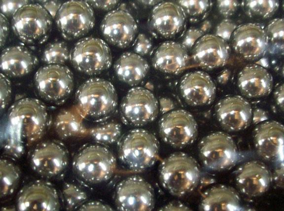 Esferas em Aço Carbono temperado
